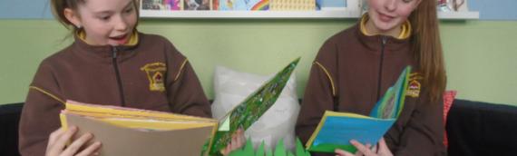 Book Craft in 6th Class